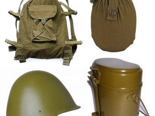 товары армейской тематики
